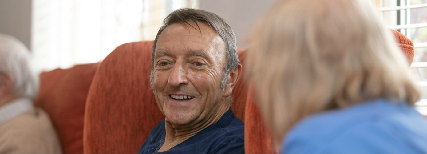 Day Hospice patient Stephen