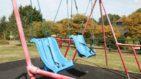 Little Havens garden and swings