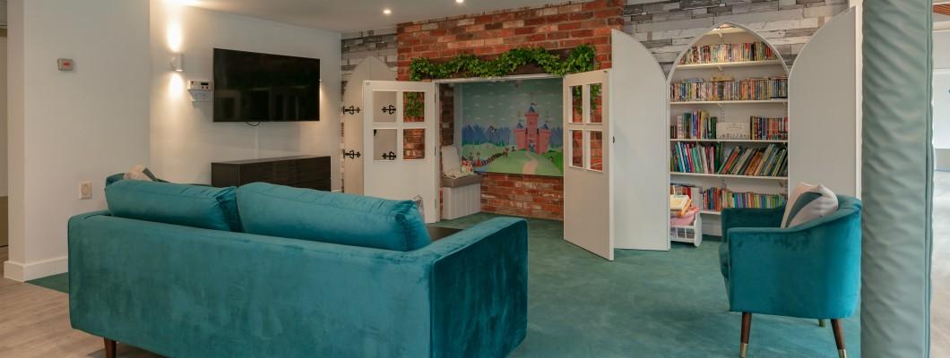 Lounge at Little Havens