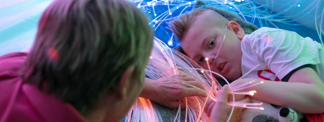 Phoenix in the Multi-Sensory Room
