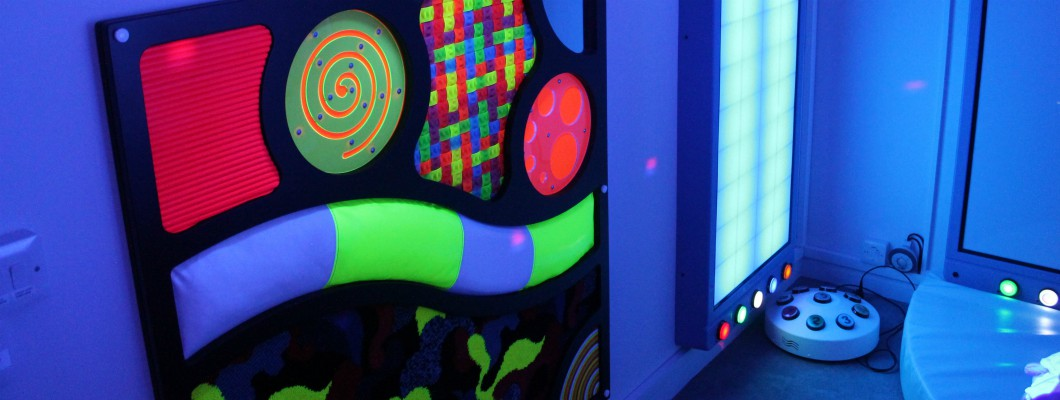 Little Havens multi sensory room