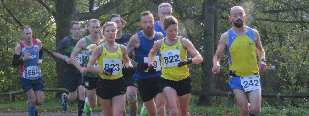 Chelmsford Marathon runners