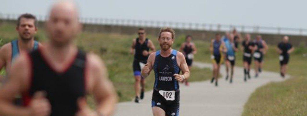 Southend Triathlon runners 2020