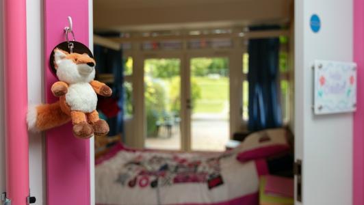 Little Havens bedroom