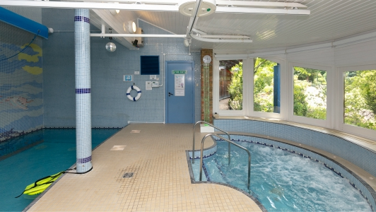 Little Havens pool