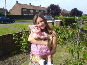 Sarah and Febe Allison