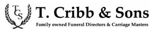 T Cribb and Sons logo